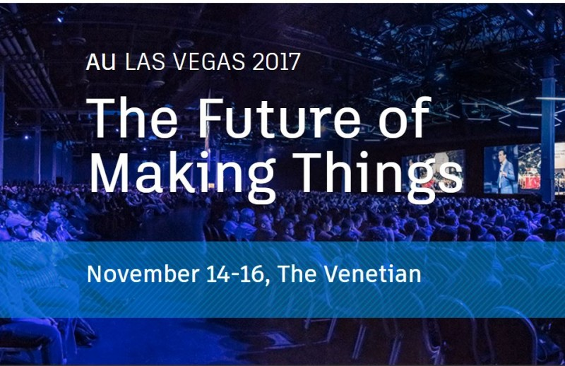 """IDP has participated in the event """"The Future of Making Things"""" organized by Autodesk in Las Vegas"""