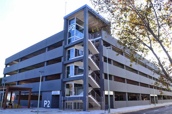 IDP ACCOMPLISHES SUCCESSFULLY THE PUBLIC PARKING PROJECT AT THE MERCABARNA COMPLEX IN BARCELONA