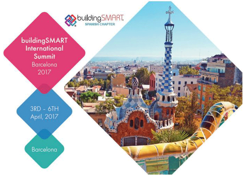 IDP PARTICIPATES IN THE INTERNATIONAL BUILDINGSMART SUMMIT CELEBRATED IN BARCELONA