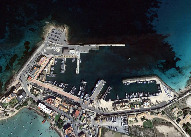 IDP AWARDED THE HARBOUR OF LA SAVINA PROJECT IN FORMENTERA