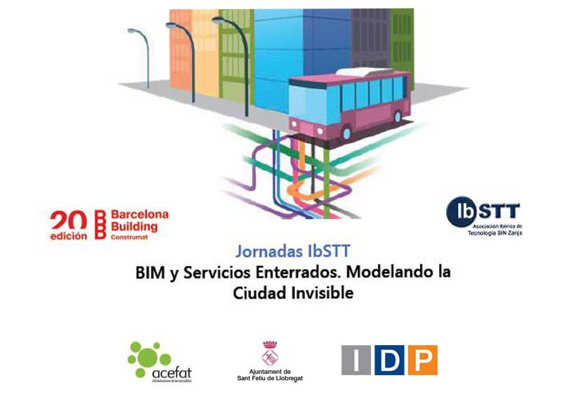 "IDP PARTICIPATES IN THE CONFERENCE ""BIM AND UNDERGROUND SERVICES. MODELLING THE INVISIBLE CITY"""