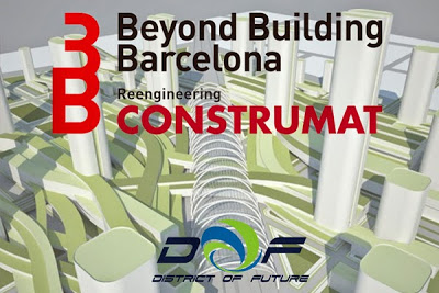 IDP PARTICIPATES AT THE BEYOND BUILDING BARCELONA - CONSTRUMAT 2015