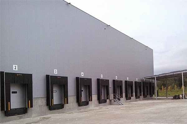 IDP FINISHES THE WORKS OF A CONCERTO LOGISTICS PLATFORM IN GIRONA