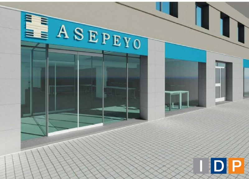 IDP CARRIES OUT THE REFURBISHMENT OF TWO ASSISTANCE CENTRES IN BARCELONA FOR ASEPEYO