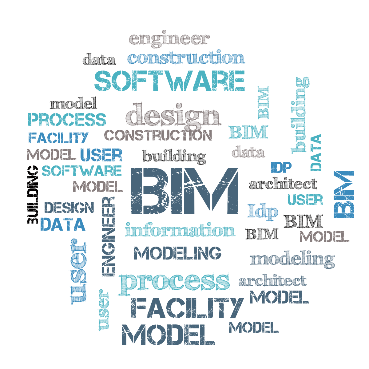 BIM: PARADIGM SHIFT IN THE FIELDS OF ENGINEERING, ARCHITECTURE AND CONSTRUCTION