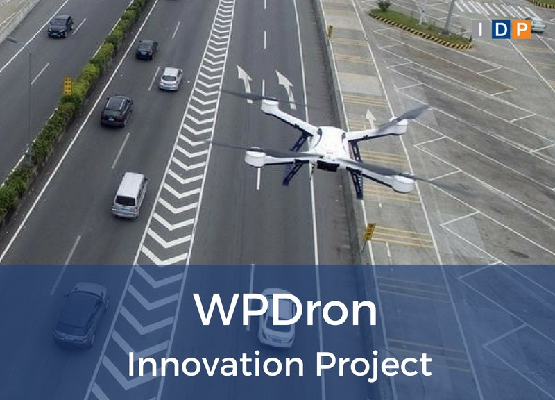 IDP participates in the WPDron Innovation Project promoted by the CDTI