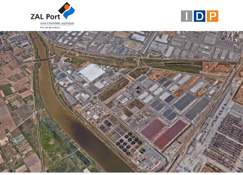 IDP awards the new logistic center in the ZAL of the Port of Barcelona