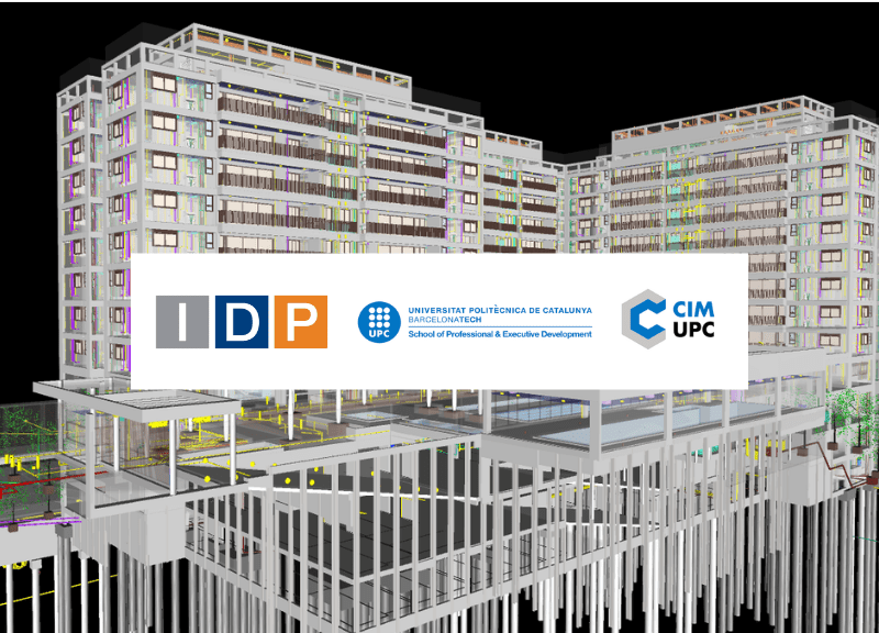 IDP reinforces its BIM strategic alliance with the University