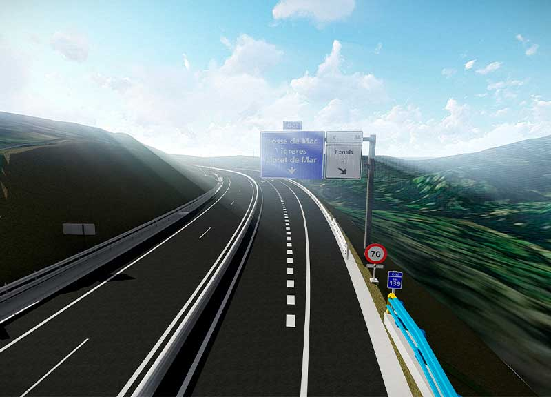 SMART BIM: C-32 ROAD SUCCESS CASSE