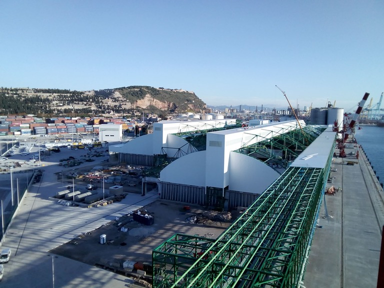 Inaugurated the new ICL terminal in the Port of Barcelona