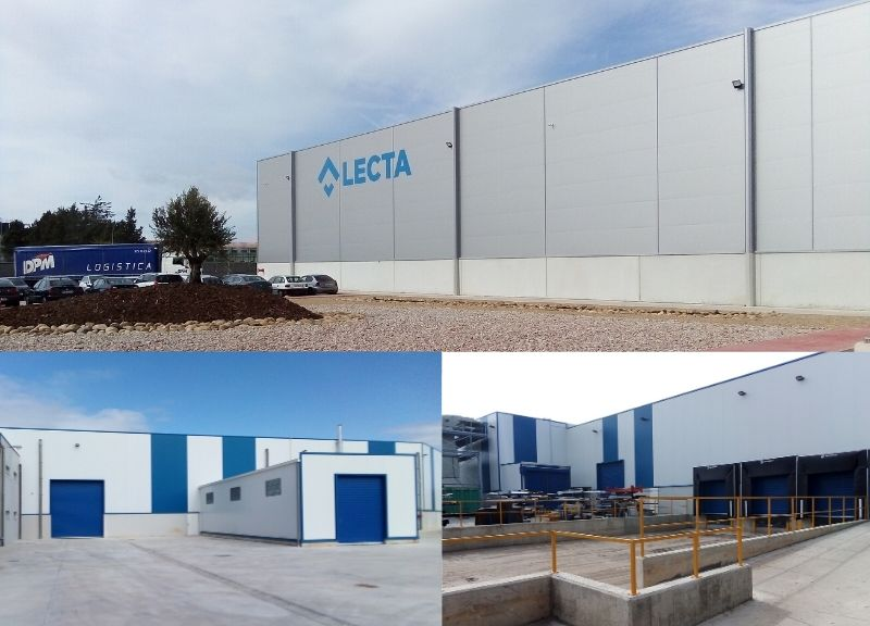 IDP completes the renovation and expansion of the Lecta Group's self-adhesive paper manufacturing plant in Almazán (Soria)
