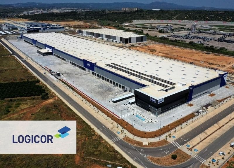 IDP completes the Project Management of the new Logicor logistics platform in Cheste (Valencia)