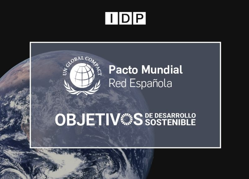 IDP renews its commitment to the Spanish Network of the United Nations Global Compact